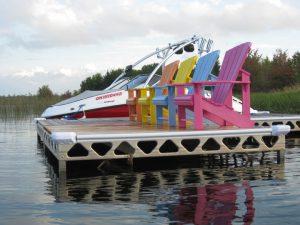 Dalrymple Dock & Leisure – Sebright, ON- CanadaDocks™