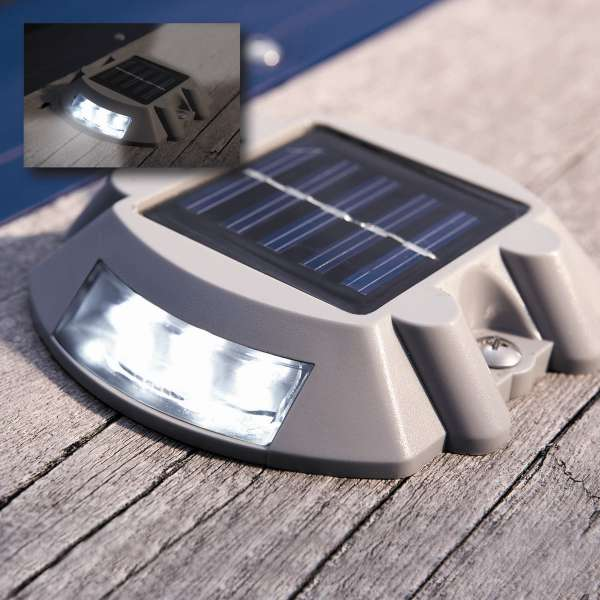 solar dock light 25 00 the solar dock light is ideal for illuminating. Black Bedroom Furniture Sets. Home Design Ideas