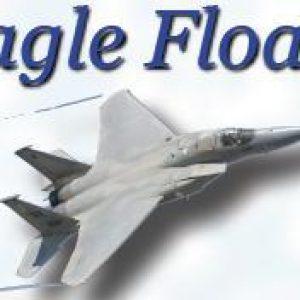 Eagle floats logo