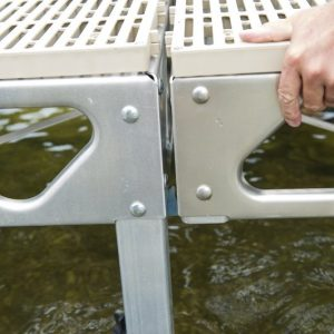 8'x8' Complete Quick Link Dock Kit- CanadaDocks™