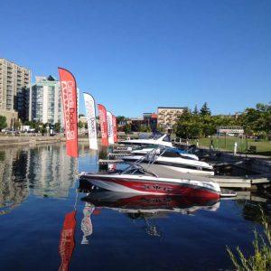 CanadaDocks sponsoring the barrie dragon boat festival
