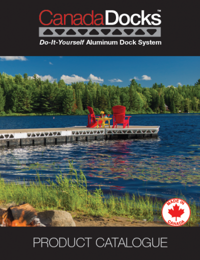 CanadaDocks 2016 Catalogue Cover