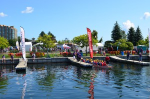 Barrie Dragon Boat Festival 2013-1