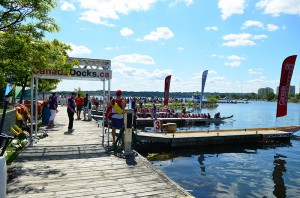 Barrie Dragon Boat Festival 2013-15