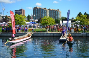 Barrie Dragon Boat Festival 2013-2