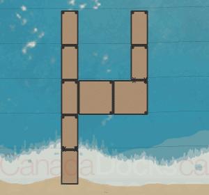 CanadaDocks DIY H dock layout
