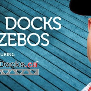 Decks, Docks and Gazebos featuring CanadaDocks.ca