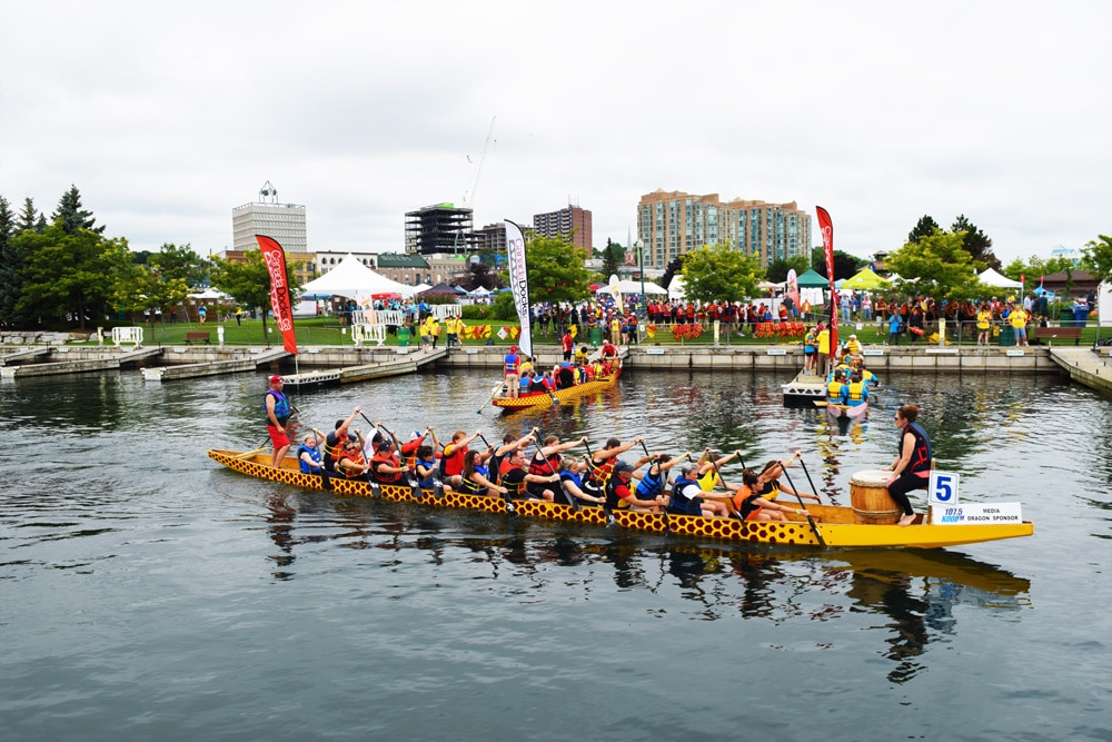 Barrie Dragon Boat Festival - CanadaDocks3