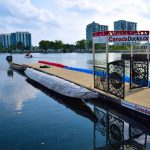 Barrie Dragon Boat Gate and Boat Dock - 3