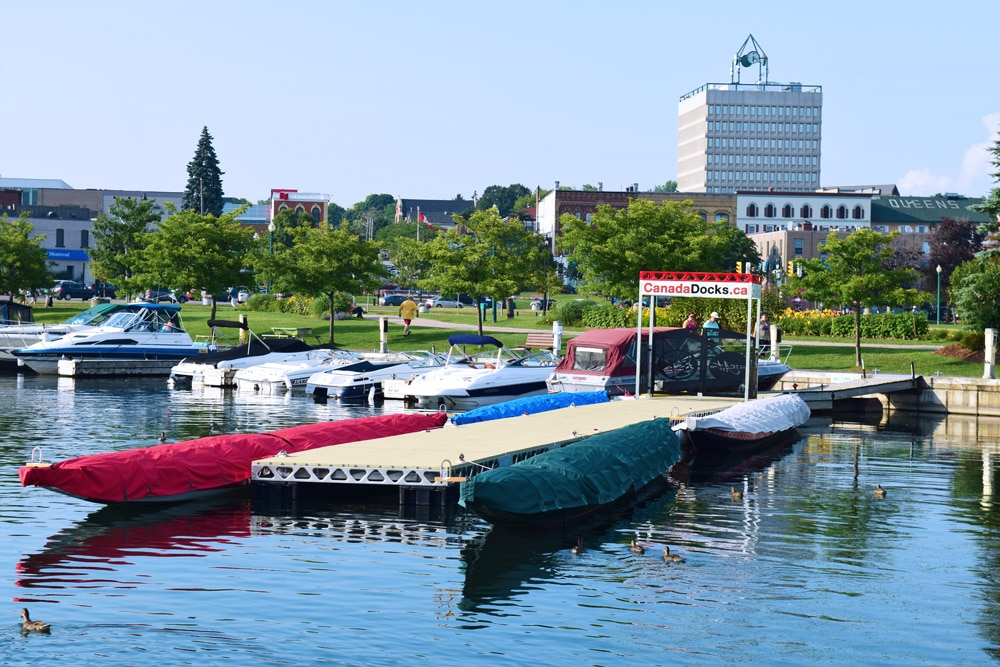 CanadaDocks Barrie Dragon Boat Gate-2