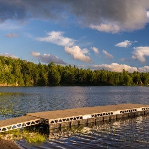 CanadaDocks 8x32 Floating Dock