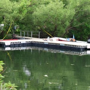 CanadaDocks Floating Docks Installation