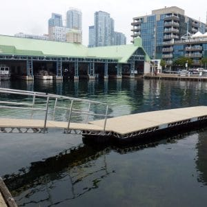 CanadaDocks Floating Docks in Toronto Ontario