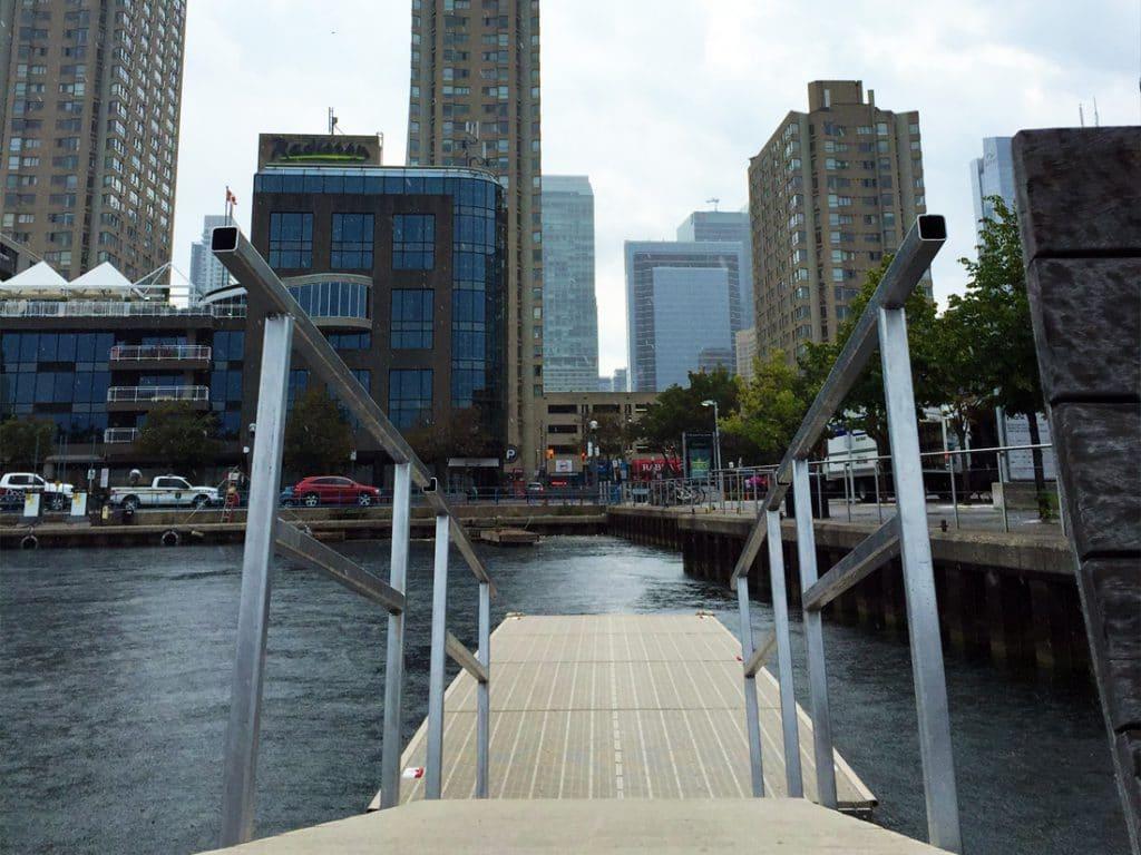 CanadaDocks Floating Docks Ontario