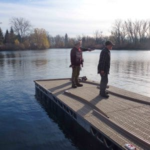 Dock Install Crew