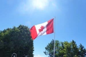 CanadaDocks Flag Pole kit