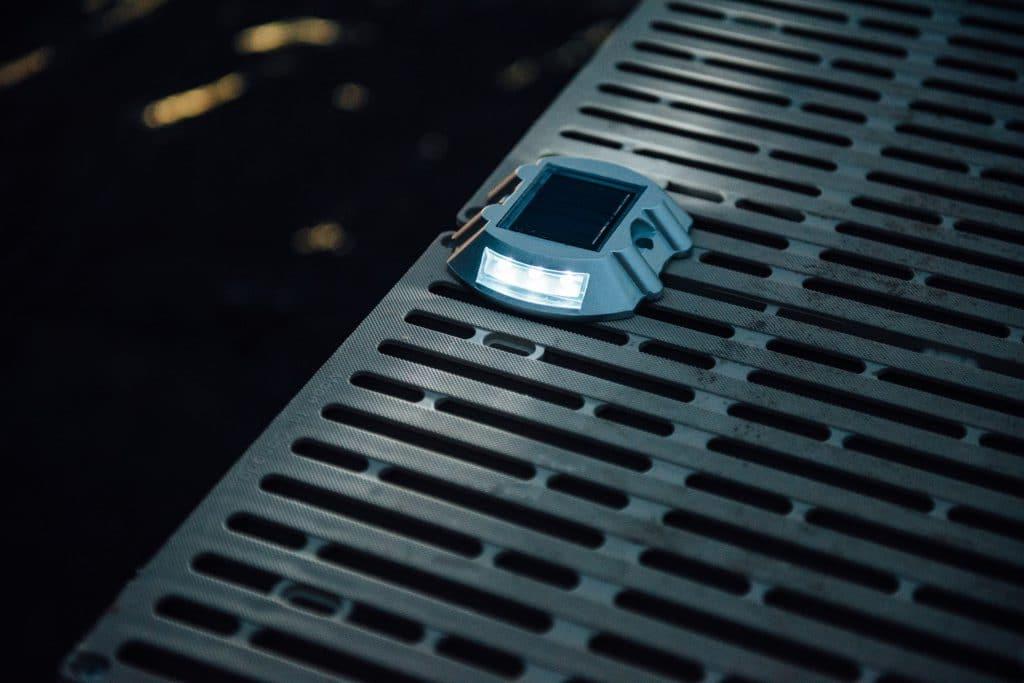 CanadaDocks Solar LED Lights
