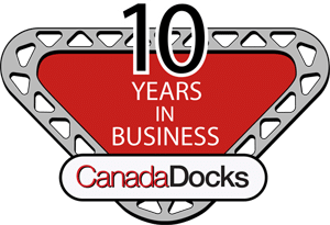 CanadaDocks 10 Years