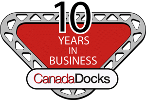 CanadaDocks 10 Years