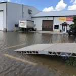 CanadaDocks Flood