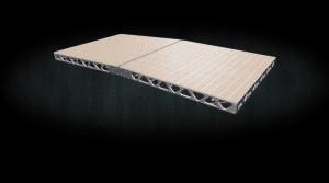 8x16 ramp kit with thruflow decking