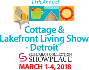 cottage and lakefront living show detroit