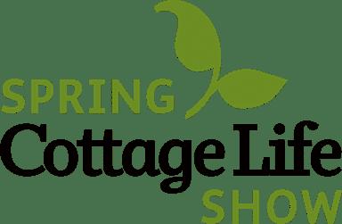 Spring Cottage Life Show Logo