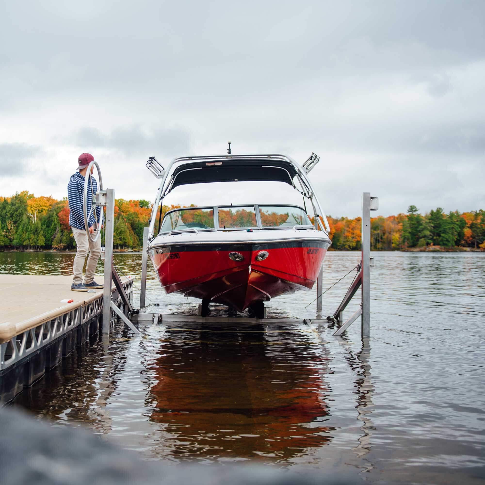 3000lbs Boat Lift